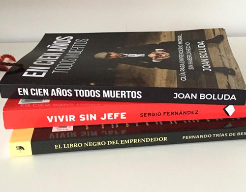 Los 3 mejores libros para nuevos emprendedores