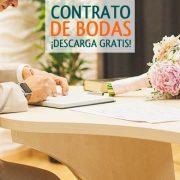 Contrato de fotografía de boda para fotógrafos de bodas